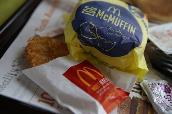 McDonald's Corp. is luring in new and lapsed customers with its all-day breakfast offerings, according to a study from market researcher NPD Group Inc. that provides some of the first data on the fast-food chain's two-month- old breakfast initiative.
