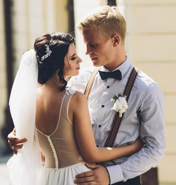 Personalized Bridal Headpiece, Bridal Hair Comb, Bridal Hair Piece, Wedding Hair Comb, Wedding Headpiece, Bridal Head Piece, Hair Comb