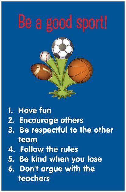 Classroom Pe Ideas ~ Best ideas about pe rules on pinterest sport theme