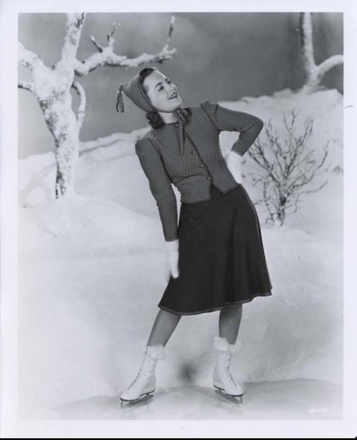 olivia with ice skates