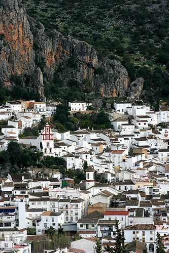 UBRIQUE, Ruta de los Pueblos Blancos,CADIZ  Andalucia Spain---loved Ubrique! Such a pretty town settled in the hills- and great leather products!!! ms