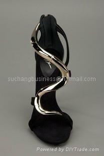 2013 hotsell Giuseppe Zanotti irregular S model high heel shoes in GZ shoes  USD$95