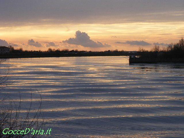 Dove il fiume incontra il mare (Foci del Brenta)