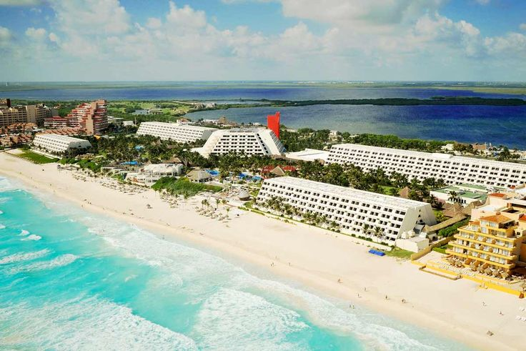 The Pyramid at Grand Oasis Cancún   Deluxe All Inclusive