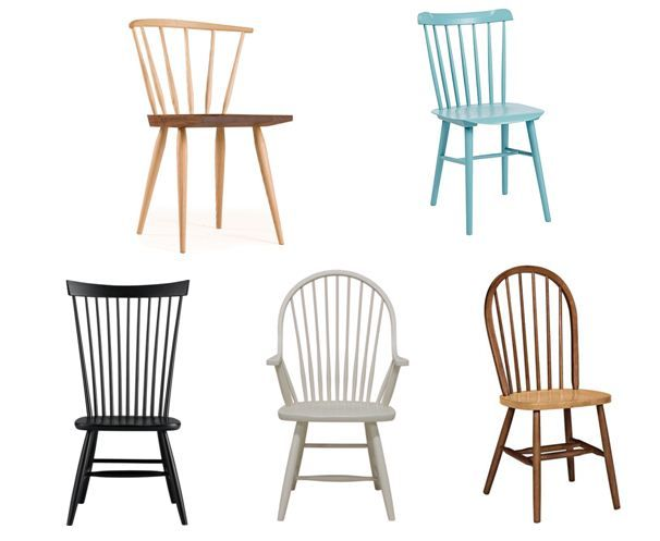 Windsor Chairs | Roundup by @Megan Ward Ward Ward Murphy