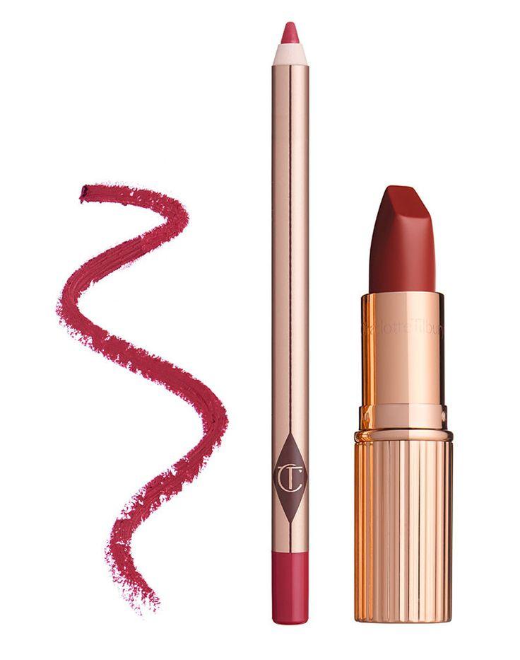 Luscious Lip Slick in Walk of Shame | Lip Kits | Charlotte Tilbury