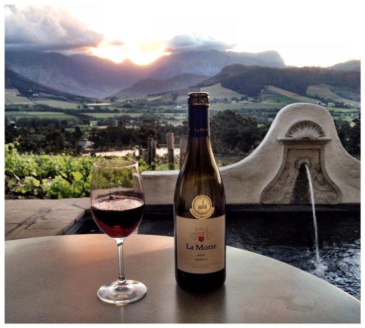 Franschoek Wine Estate,South Africa. home of La Clé des Montagnes- 4 luxurious holiday villas on a working wine farm