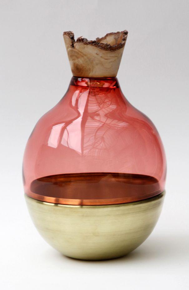 Pia Wüstenberg's series of vases India