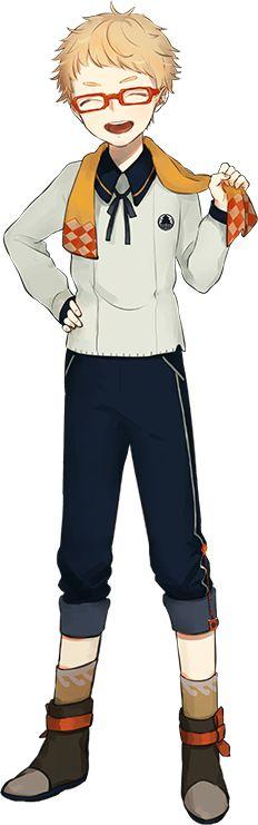Hakata Toushirou - Touken Ranbu Wiki