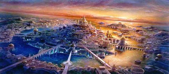 Пирамиды Атлантов или забытые уроки истории