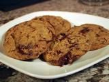 Chocolate Chip Cookies Straight Up or with Nuts Recipe courtesy Elizabeth Falkner Show: The Best Thing I Ever MadeEpisode: Sweet Endings