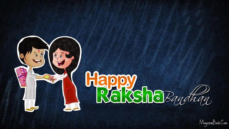 Happy Raksha Bandhan 2014 (Rakhi) Quotes With Cards