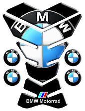 21 € - Gel protector de depósito deposito negro BMW + 4 adhesivos cm.3 de diámetro.York