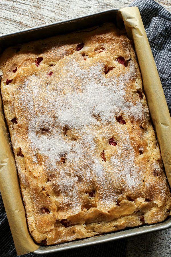 Rhubarb Sour Cream Coffee Cake Recipe Rhubarb Coffee Cakes Sour Cream Coffee Cake Coffee Cake Recipes