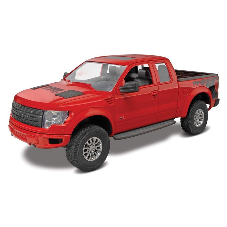 Revell Snap Tite Max 2013 Ford Raptor Pickup Truck