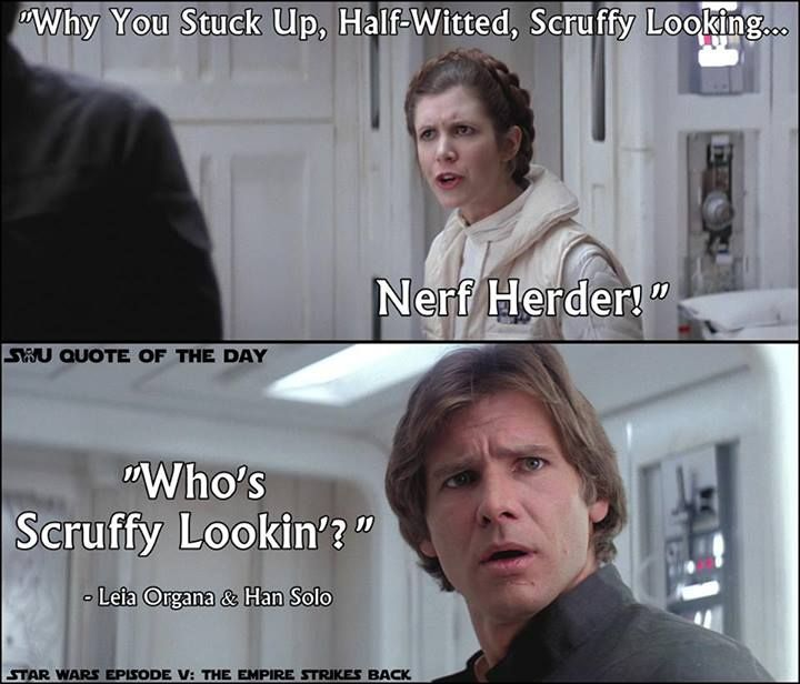 Movie Quotes Star Wars: 32 Best Star Wars Quotes Images On Pinterest