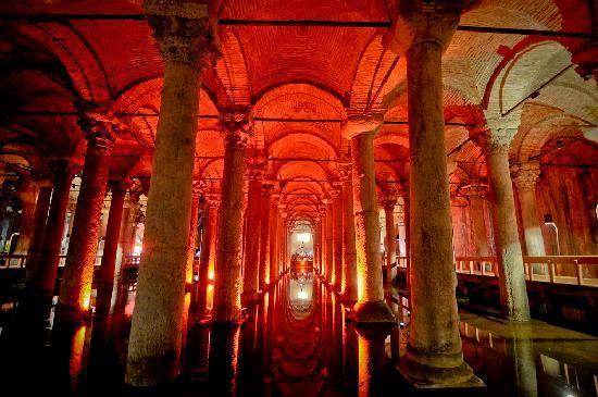 2. Basilica Cistern, İstanbul