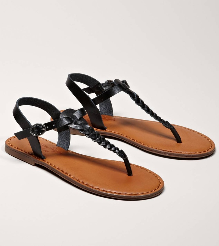 AEO Braided Sandal (With images) Clearance sandals