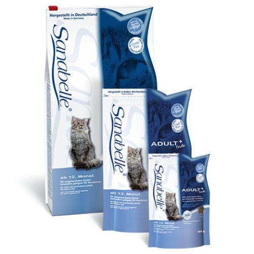 Sanabelle Tahılsız Alabalıklı  Kedi Maması 400 gr