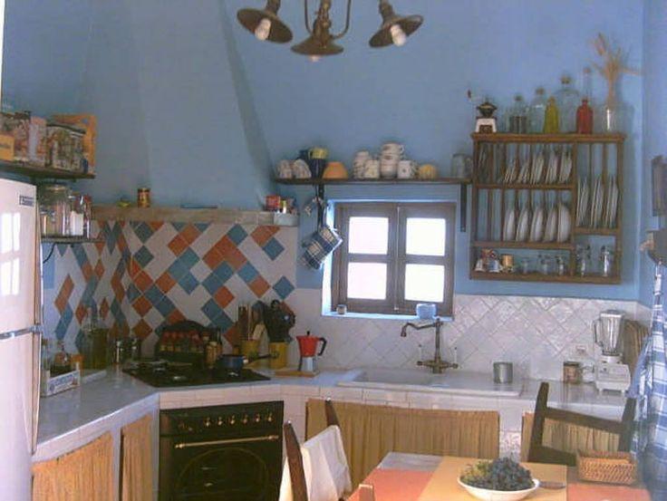 As 25 melhores ideias de cocinas rusticas de obra no - Diseno cocinas rusticas ...