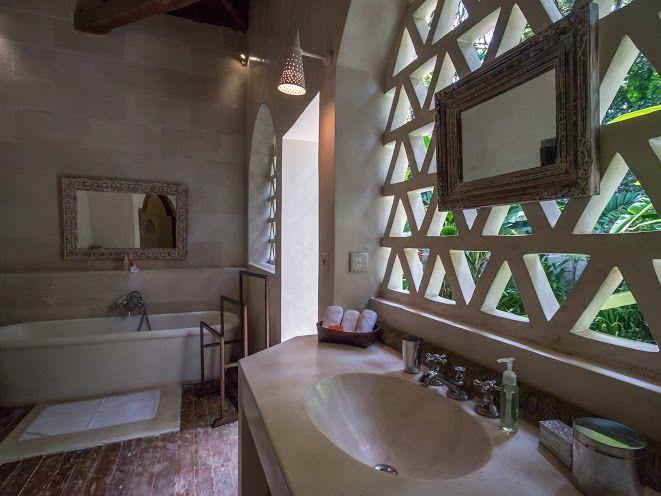 Villa Galante | 6 bedrooms | Umalas, Bali #interior #bathroom #bali #villa #umalas