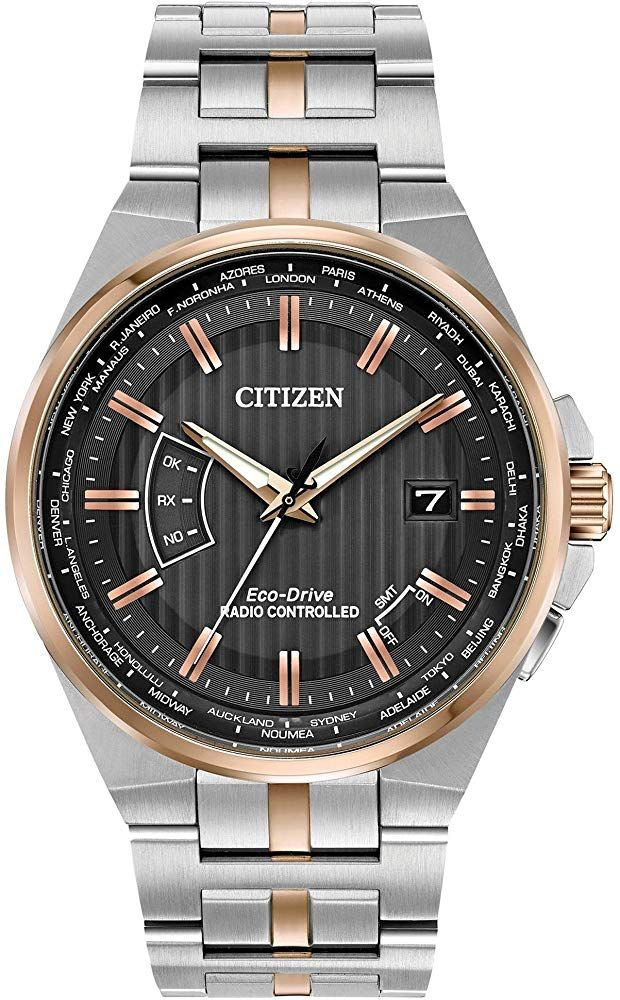 Citizen Watches Mens Cb0166 54h Eco