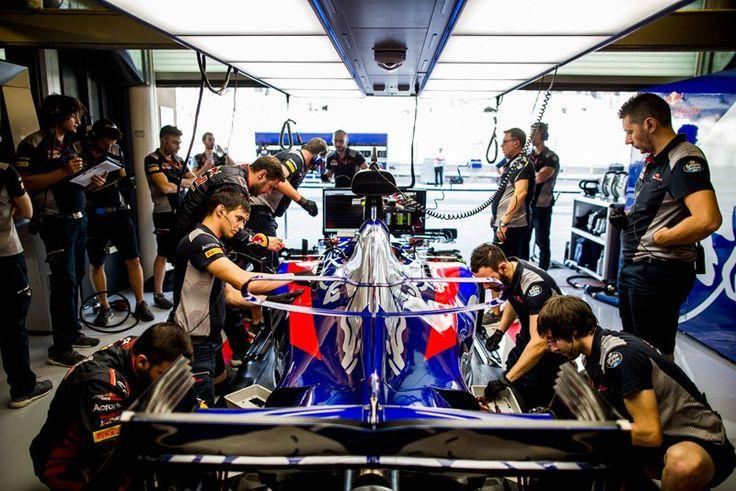 トロ・ロッソ・ホンダ、エクソンモービルの燃料/潤滑油を使用との報道  [F1 / Formula 1]