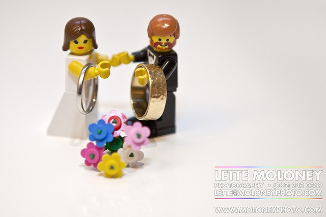 Lego Love! By Lette Moloney © All Rights Reserved