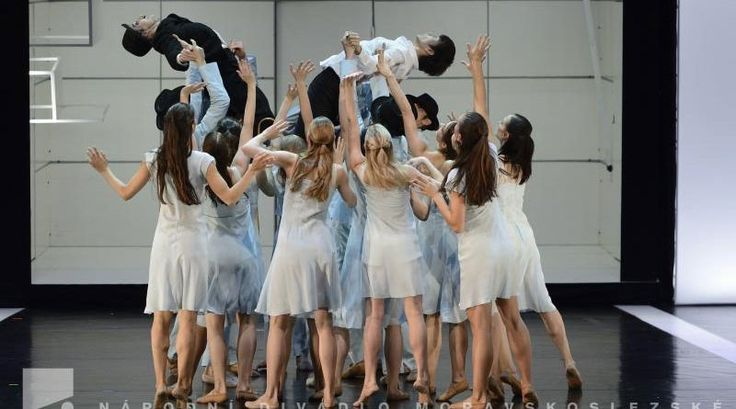 The National Moravian-Silesian Theatre is Looking for Professional Male and Female Dancers #audition #auditions #dance #ballet