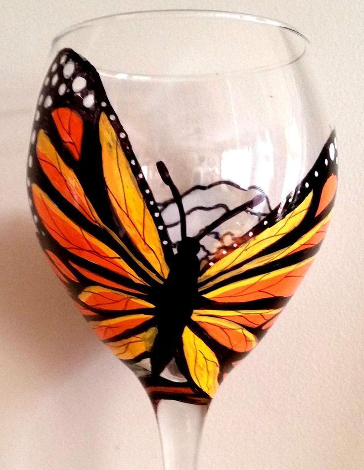 Glashobby 4 All.Malen Auf Glas Ist Ein Lustiges Und Kostengunstiges Hobby