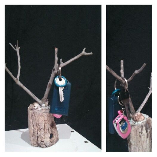 Another keyholder :) completely natural!