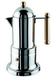ITALIAN STAINLESS STEEL STOVETOP ESPRESSO MAKERS Finding