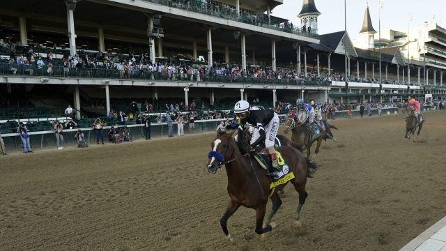 Kentucky Derby Runs Amid Protests Demanding Justice For Breonna Taylor Kentucky Derby Kentucky Kentucky Derby 2020