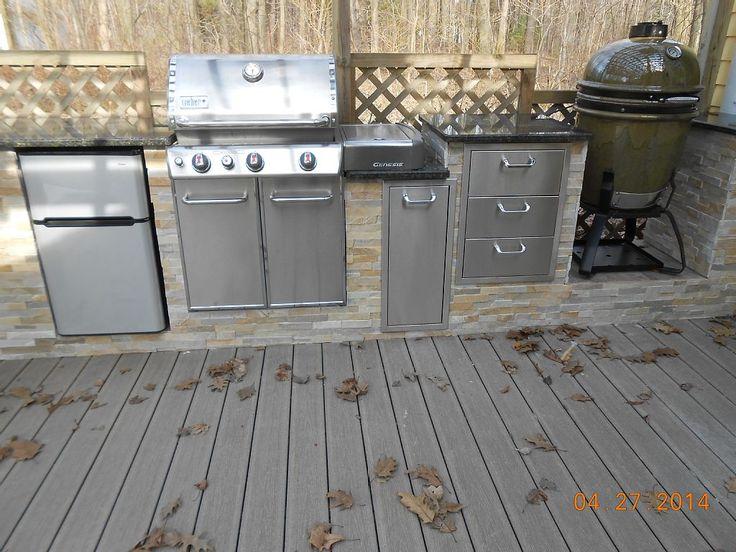 Weber Genesis Outdoor Küche : Besten outdoor bilder auf kochen im freien küchen