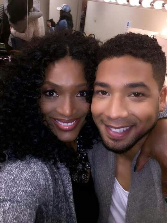 Jussie smollett dating love and hip hop la star