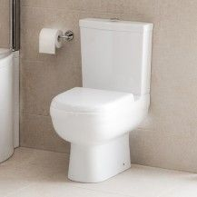 Micro™ Toilet and Seat