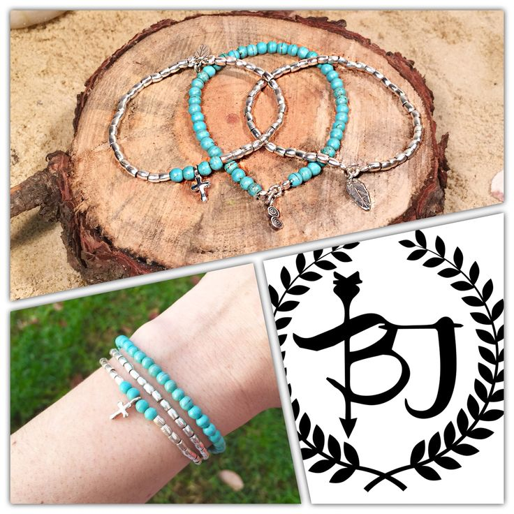 Saturday bracelet stack.. silver lining, ocean breeze and promises bracelet. Shop online at www.barefootdesigns.com.au and follow us on instagram @barefootjewellery to keep up to date with new products, specials and giveaways