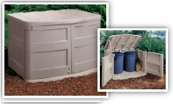 Vinyl Pool Pump Covers - Hunter Shed Masters