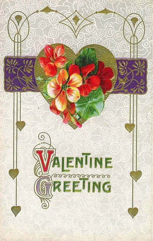 297 best images about St Valentines Day Vintage Cards on – Online Printable Valentine Cards