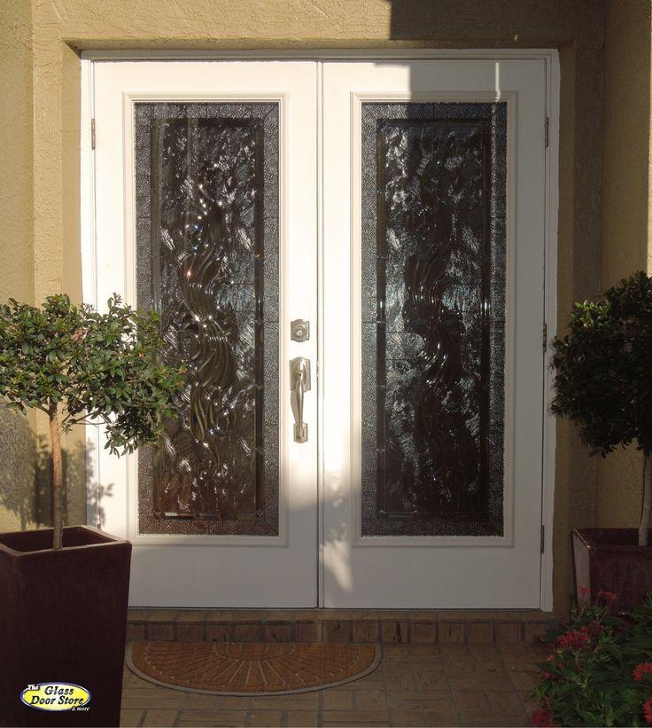 49 best double doors images on pinterest entrance doors for Residential back doors