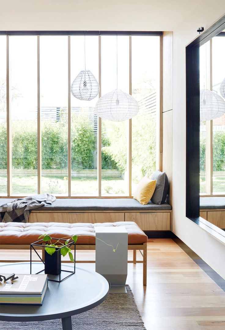 Wooden Box House by Moloney Architects | est living