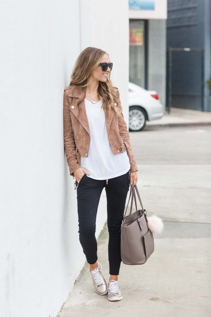 How to Style Jogger Pants for Daytime
