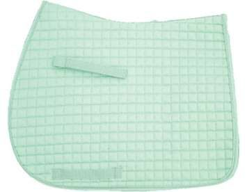 Mint Green All Purpose Saddle Pad by Pink Equine | Bon-Vivant Equestrian Horse . OMG I neeeeeeeed it!!!!