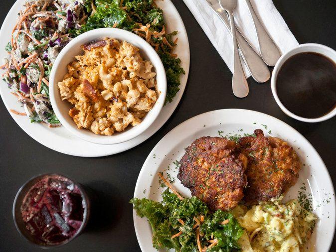 The Best Vegan And Vegan Friendly Restaurants In All 50 States Vegan Friendly Restaurants Best Vegan Restaurants Vegan Restaurants