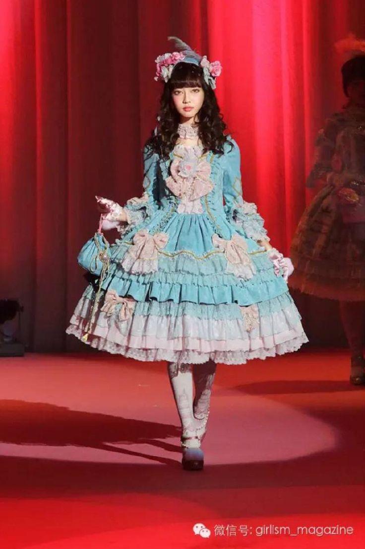 Lolita Wonderland, portal-of-fantasy: 2016 Spring Collection -...