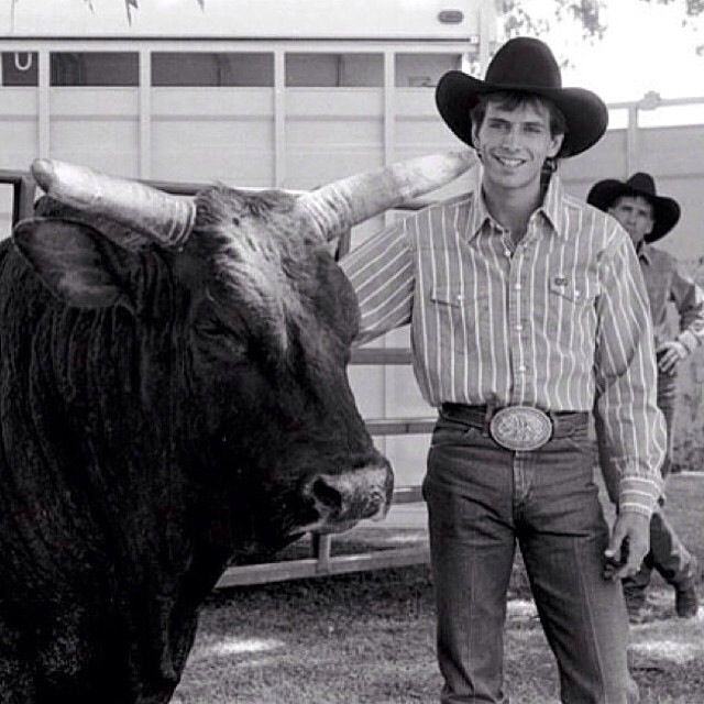One and only Lane Frost n Redrock !!