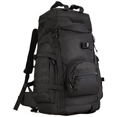 X-Freedom 60L Tactical Large Daypack Hunting Backpack Military Gear Rucksack Bag
