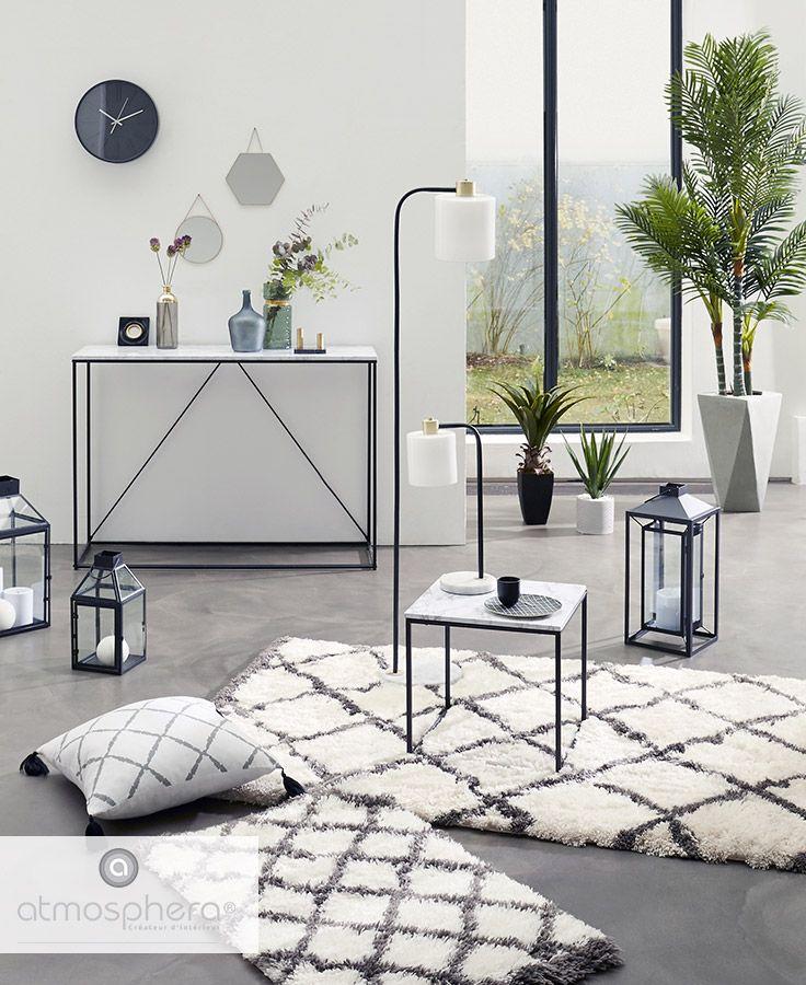 C Est Design Chic Et Elegant Marque Atmosphera Decoration Maison Meuble Deco Lampadaire