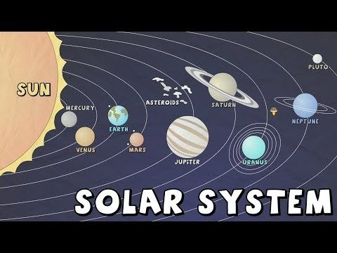 solar system song for preschoolers - photo #3