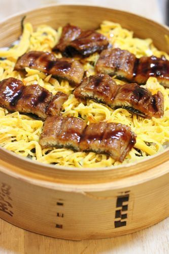レシピ#654 鰻の蒸篭蒸し寿司 by ミセス・ジャスミンさん | レシピ ...